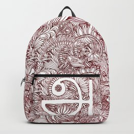 A in Tamil Backpack