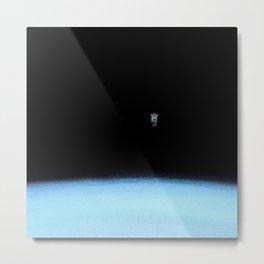 Spacewalk 10.1 Metal Print
