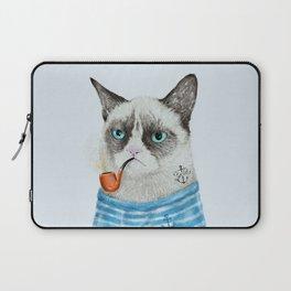 Sailor Cat I Laptop Sleeve