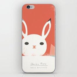 Arctic Hare iPhone Skin