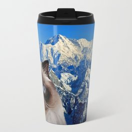 Himalayan Cat Travel Mug