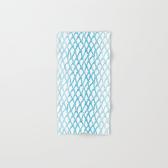 Net Water Hand & Bath Towel