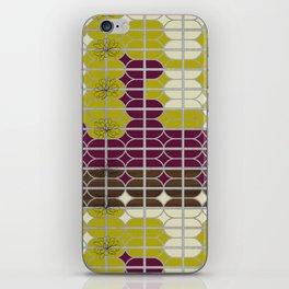 desert modernism 2.0 iPhone Skin