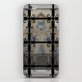 Cloister Detail iPhone Skin