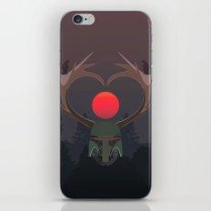 The last elk hunter iPhone & iPod Skin