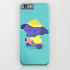 Elephant Winter Times iPhone 6s Slim Case