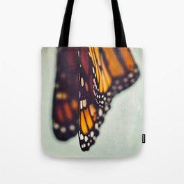 Monarch Study #5 Tote Bag