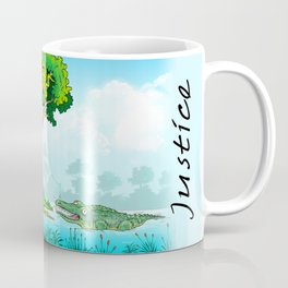 Poetic Justice Coffee Mug