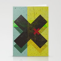 cross Stationery Cards featuring CROSS by Metron