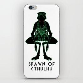 Spawn of Cthulhu iPhone Skin