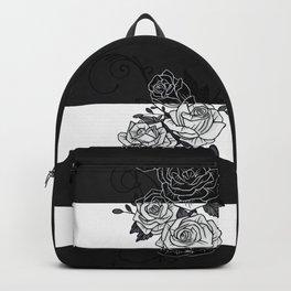 Inverted Roses Backpack