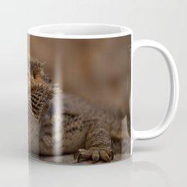 Hissing Bearded Dragon Coffee Mug