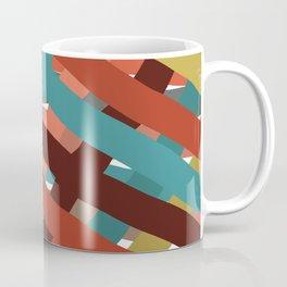Watercolor Ribbons  Coffee Mug