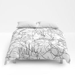 Love on Repeat Comforters