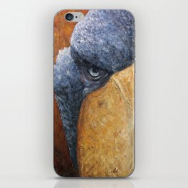 Shoebill (Balaeniceps rex) iPhone Skin