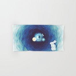 Down The Rabbit Hole Hand & Bath Towel