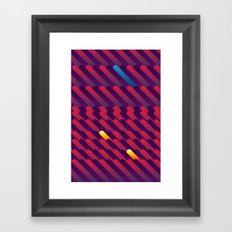 Abstract 21 Framed Art Print