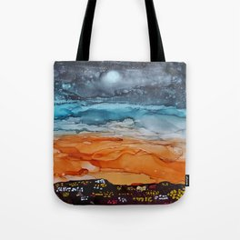 Sunrise in the City Tote Bag
