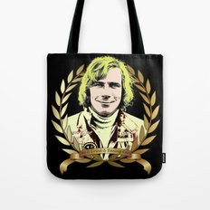 James Hunt Tote Bag