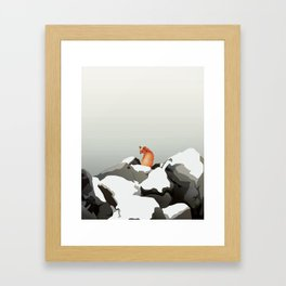 Solitude II Framed Art Print