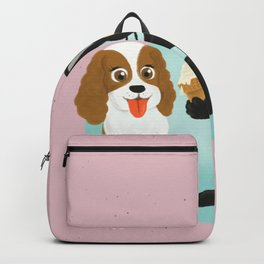 Share the ice cream Backpack