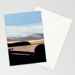 Lakota Beach  Stationery Cards