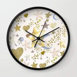 Brightest Star Wall Clock
