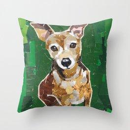 Hugo Throw Pillow