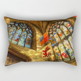 St Giles Cathedral Edinburgh Rectangular Pillow