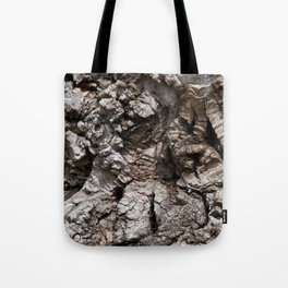 The barking tree Tote Bag