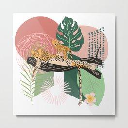 Cheetah #2 Metal Print