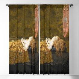 ELAINE (detail) - SOPHIE GENGEMBRE ANDERSON Blackout Curtain