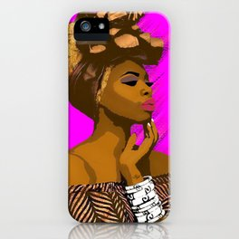 Naomi iPhone Case