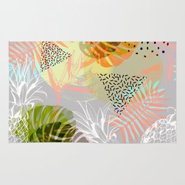 Abstract geometric and tropical elements Rug