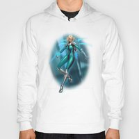 fly Hoodies featuring Fly by kody