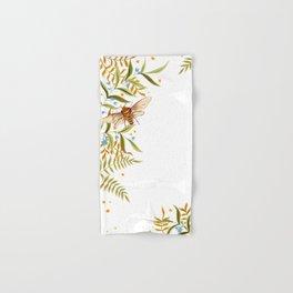 Cicadas Hand & Bath Towel