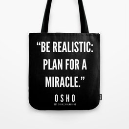 35  | OSHO Quote Series  | 190612 Tote Bag