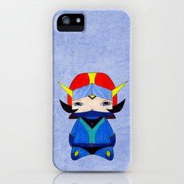 A Boy - Koji Kabuto aka Alcor (Grendizer - Goldorak iPhone Case