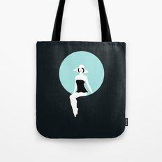 Girl #5 Tote Bag