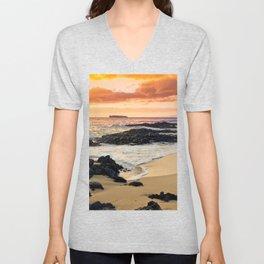 Paako Beach Dreams Unisex V-Neck