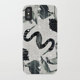 flock iPhone Case