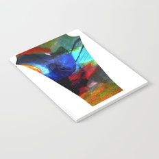 Cool Colorful Leggings Notebook