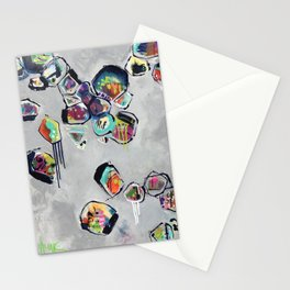 Soul Graffiti ::  Dancing with Polarity (2016). Stationery Cards