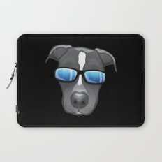 Ocho The Blue Nose Pitty Laptop Sleeve