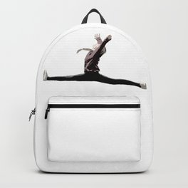 Split Jump |Grace Gallo Backpack