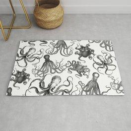 Octopus Kraken Everywhere Rug