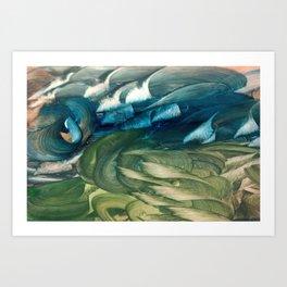 Forest Nia Art Print