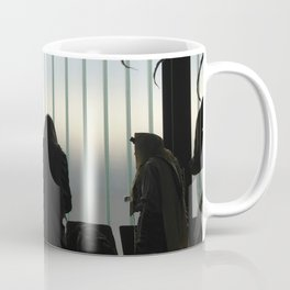 Davening - Airport Coffee Mug