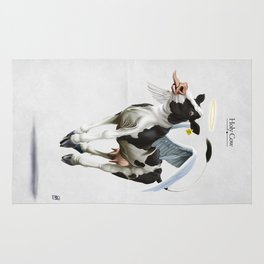 Holy Cow Rug