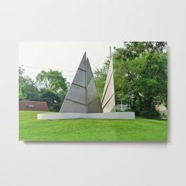 Grand Haven- horizontal Metal Print